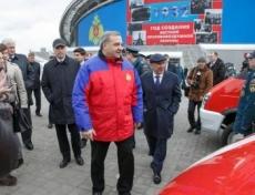 Глава МЧС России Владимир Пучков проверит Казань на готовность к Кубку конфедераций