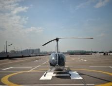 В центре Казани появится вертолетная площадка